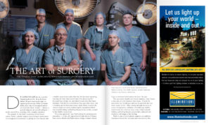 the art of surgery