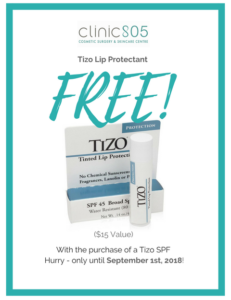 free tizo lip protection