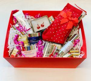 valentines contest gift basket
