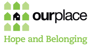 our place logo
